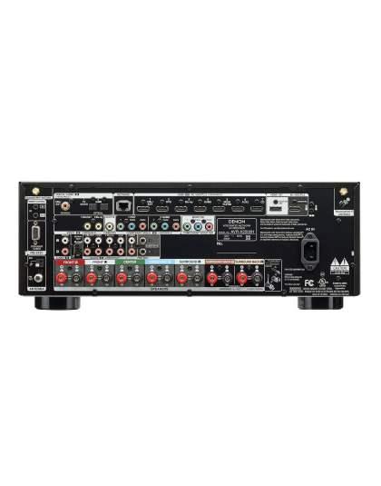 Denon AVR-X2500H házimozi erősítő