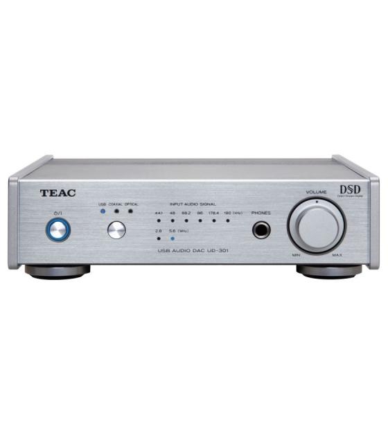 Teac UD-301-X Dual Mono DAC | HOME MOVIE