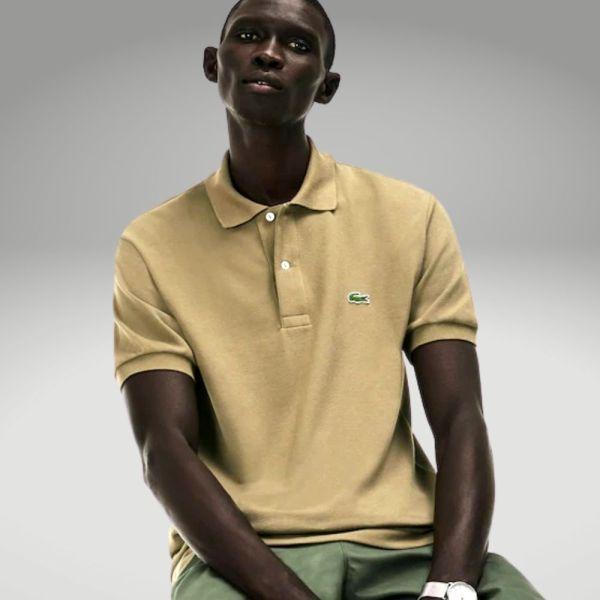 Peças básicas do guarda-roupa masculino - camisa polo - Único