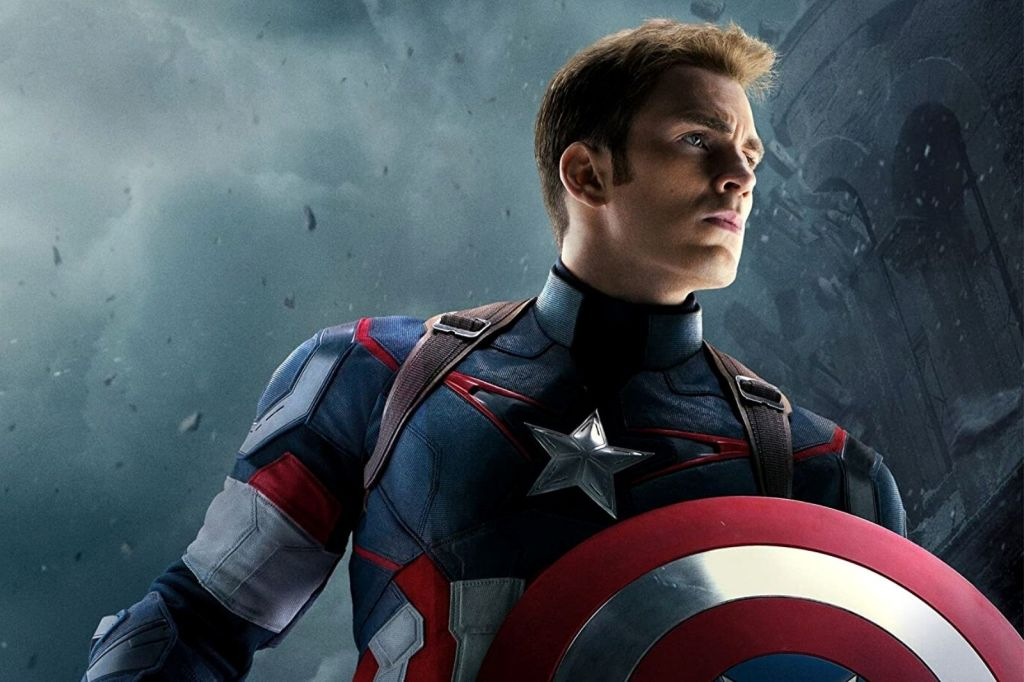 Único Os treinos monstros dos super-heróis do cinema - Chris Evans - Capitão América