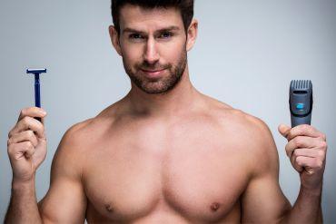 Prós e contras de todos os métodos de depilação para homens