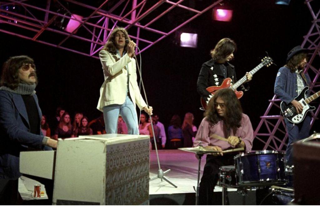 Único - Deep Purple ao vivo nos anos 1970