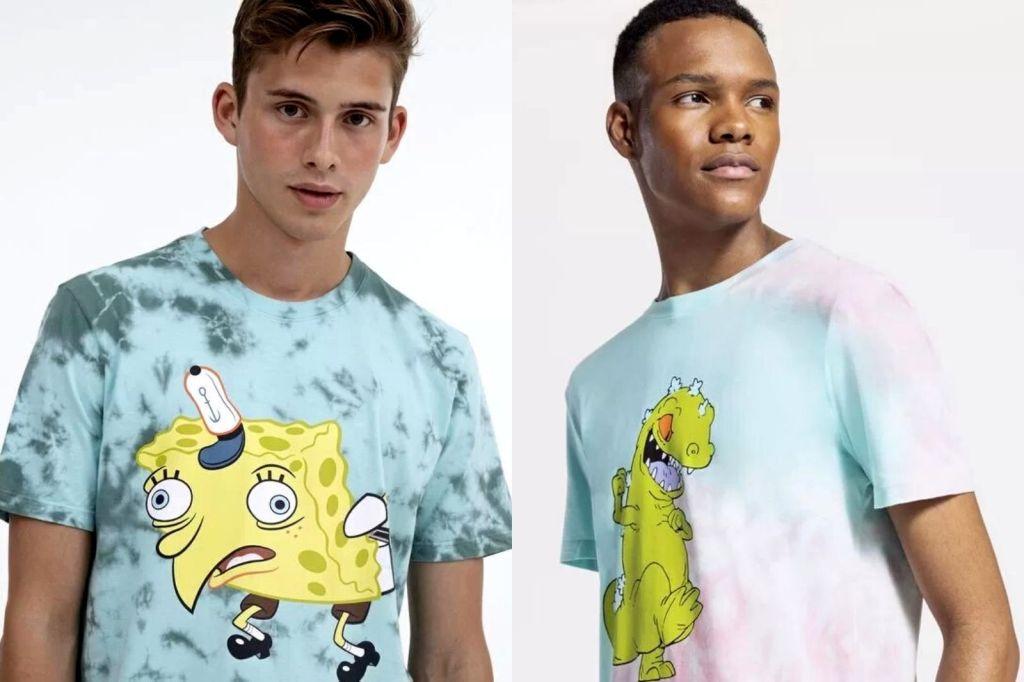 Único - Moda tye dye - moda masculina - lojas Renner