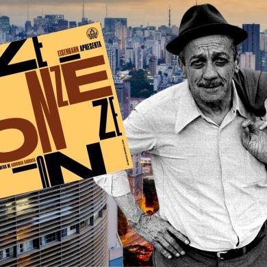 Único - coletânea Onze da cerveja Eisenbahn com músicas de Adoniran Barbosa
