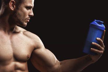 Único - Os melhores suplementos para ganhar massa muscular - creatina - whey protein - glutamina