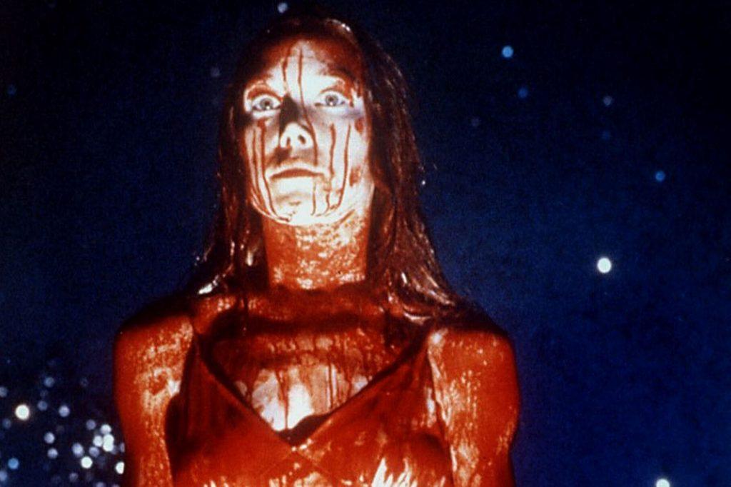 Único - Os melhores filmes de terror - Carrie, a Estranha