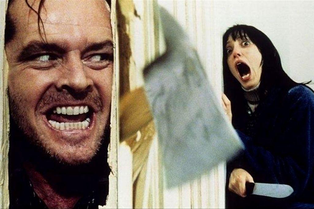 Único - Os melhores filmes de terror - O Iluminado