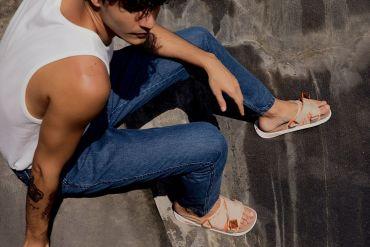 Único - Rider lança coleção de sandálias recicláveis e veganas
