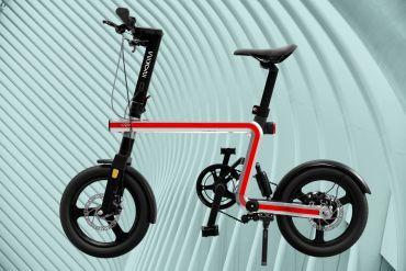 Único - bike elétrica portátil Ozo-a Hero - Electriz -Inokim