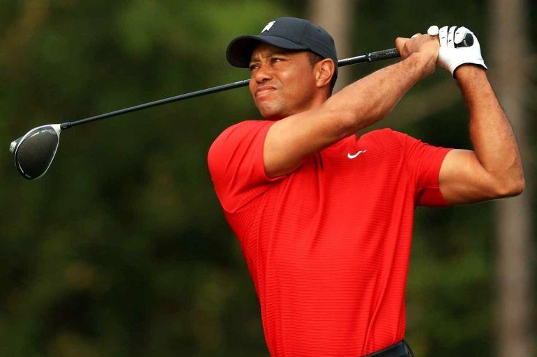 Único - Documentário conta escândalo sexual do golfista Tiger Woods