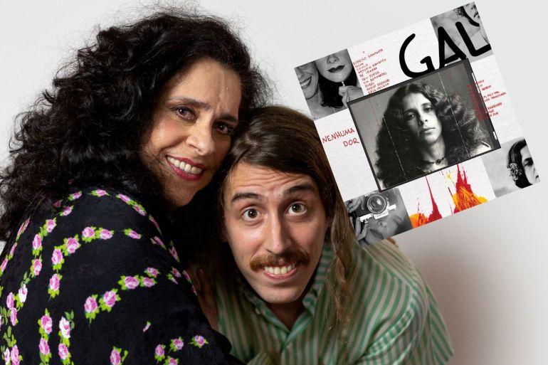 Gal Costa lança álbum de duetos com jovens artistas