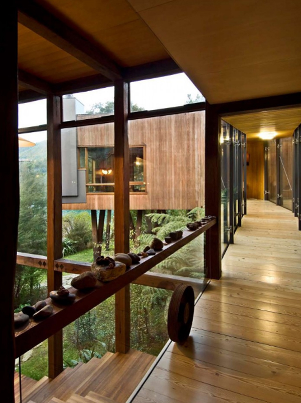 kids wood kitchen aid 6qt wooden-house-design-with-big-glass-window