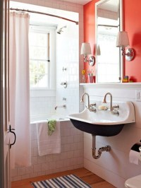 orange-bathroom-decorating-ideas