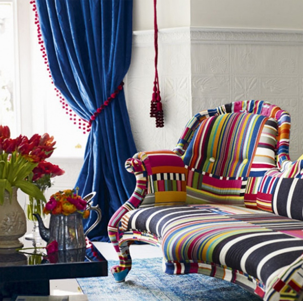 living room fabrics modern home interior design small with colorful