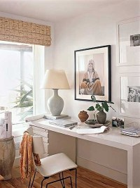 28 White Small Home Office Ideas | Home Design And Interior
