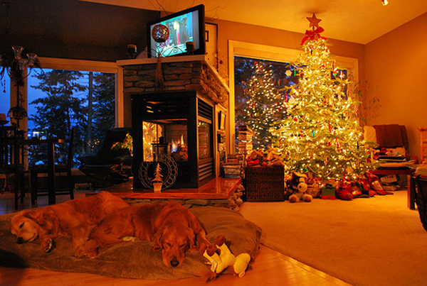 awesomeandbeautifullightingchristmastreedecorationideas