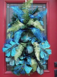 10 Awesome Christmas Door Decoration Ideas | Home Design ...