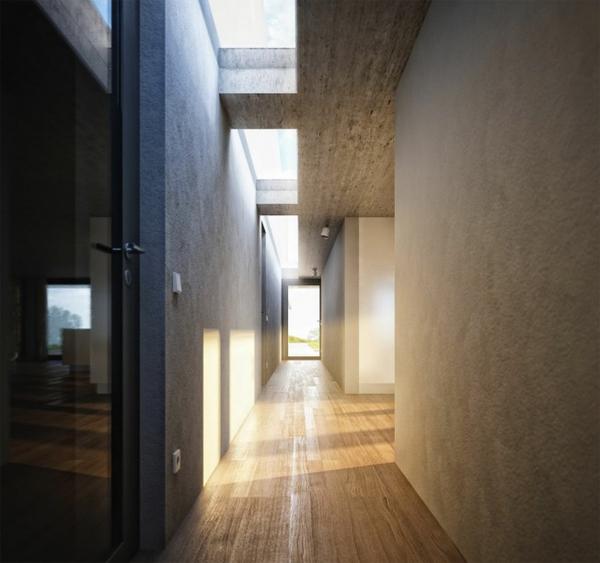 Contemporary Beach House Interior Design In Spain
