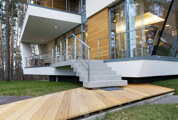 Home Terrace Design