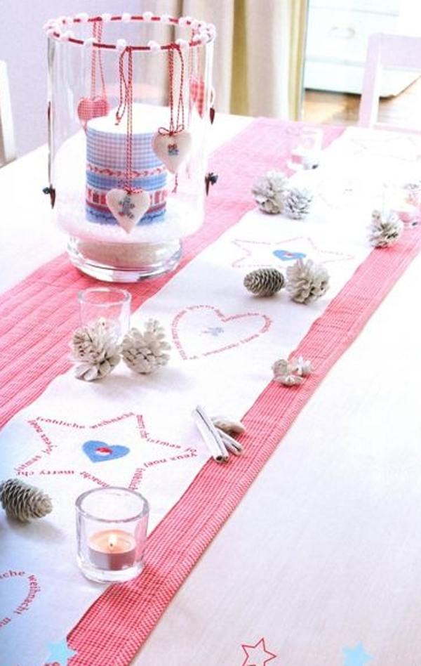 living room ornaments frankfurt 20 collection of christmas table setting ideas | home ...