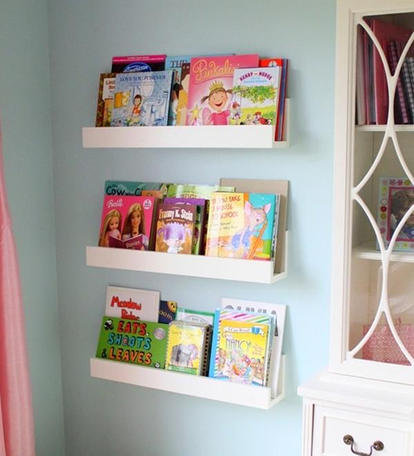 10 Cute Minimalist Bookshelves For Kids Rooms  Home