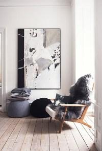 futuristic-white-apartment-with-chair-furniture