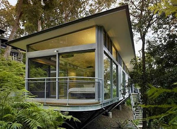 Luxury Tree House Design Ideas