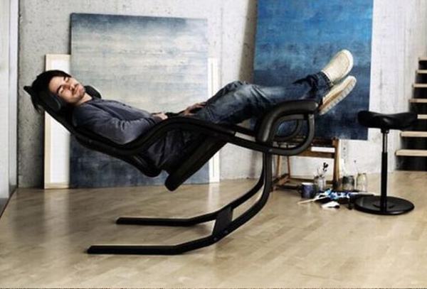 Modern And Functional Chair By Peter Opsvik Home Design