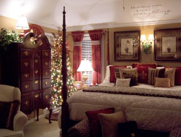 master bedroom decorating ideas christmas 26-inspiring-christmas-master-bedroom-design-with-fresh-ideas