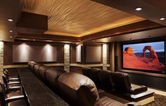 Home Theater Design  Home Design And Interior
