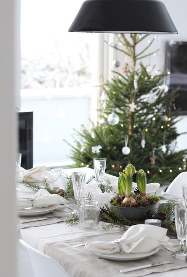 33 Most Amazing Christmas Table Settings Home Design And Interior
