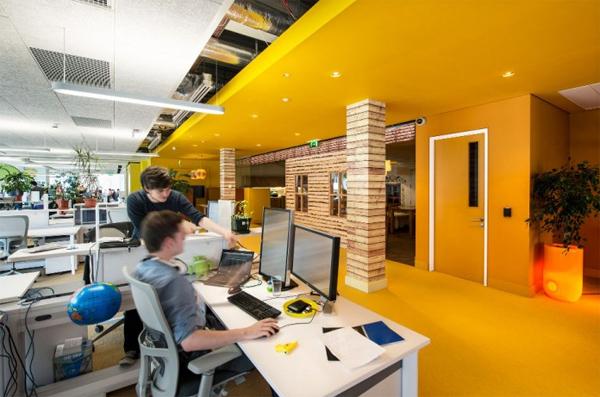 Latest Google Office Design Located in Dublin  Home