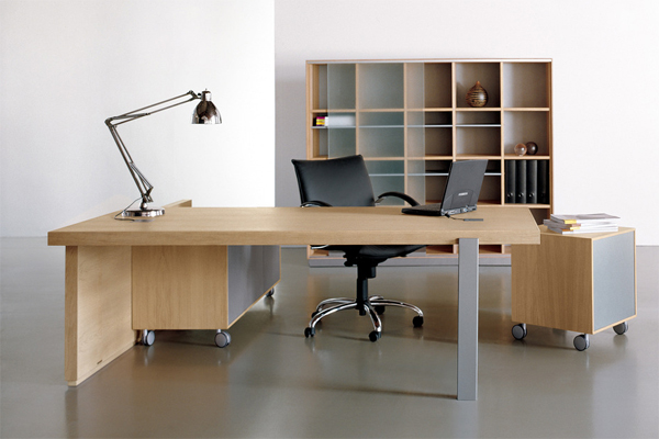 Office Tables Furniture Sets by Estudi Arola | Home Design ...