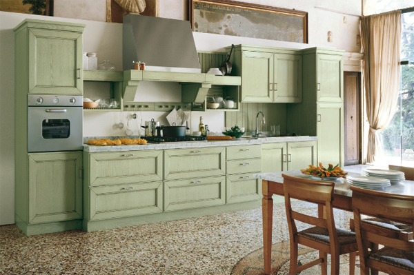Classic Kitchen Design by Centro Stile Ged  Home Design