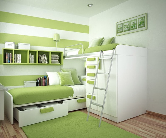 29 Colorful Teen Room Ideas  Home Design And Interior