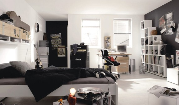 Music Bedroom   Home Design And Interior