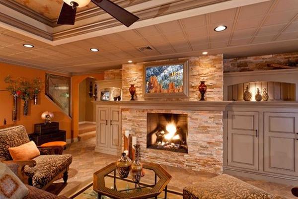 Modern Home Bar Designs