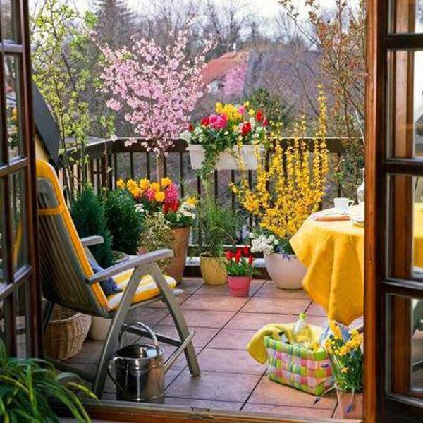 Apartment Patio Garden Ideas Photograph Also Like Patio Ga