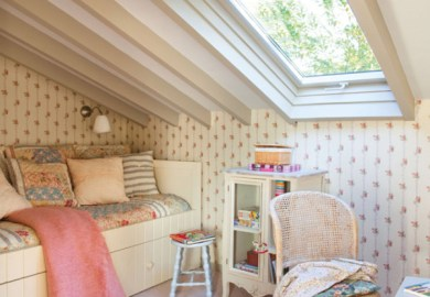 Attic Bedroom Storage On Pinterest Eaves Storage Attic