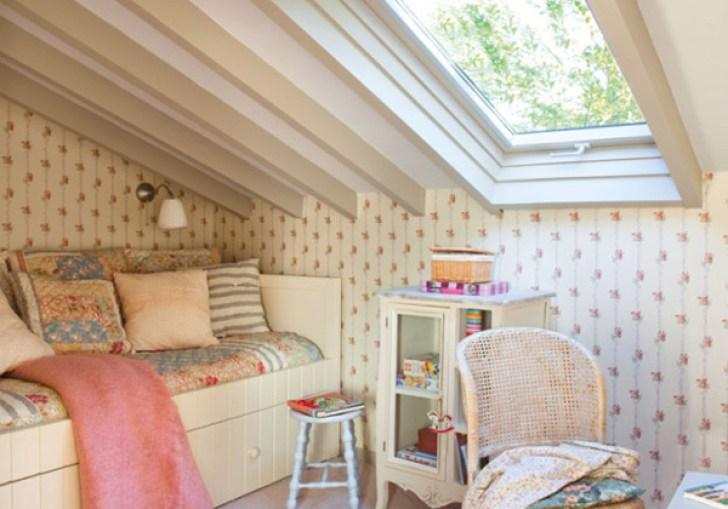 Attic Bedroom Storage On Pinterest Eaves Storage Attic