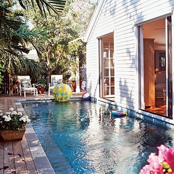 Ideas Small Yards Pool Backyard Pool Designs For Small Yards Ideas