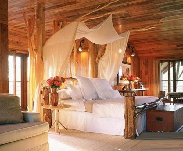 romanticbedroomwithnature
