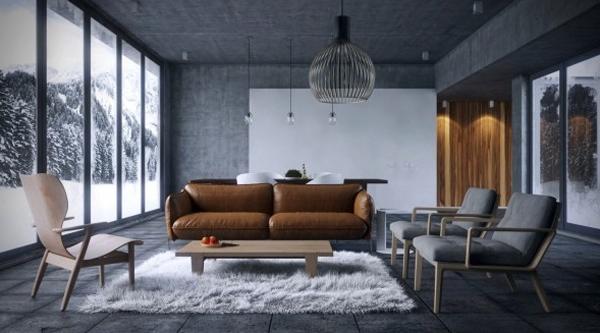 L Shaped Lounge Design Ideas