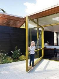 yellow-glass-door-designs