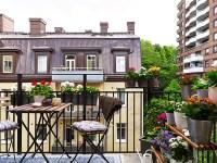 35 Small Balcony Gardens   Home Design And Interior