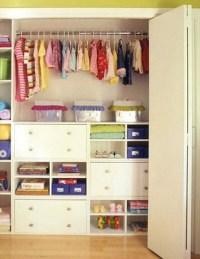 35 Practical Kids Closet Ideas | Home Design And Interior