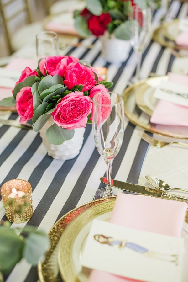 Shabby Chic Valentine Day Table Ideas