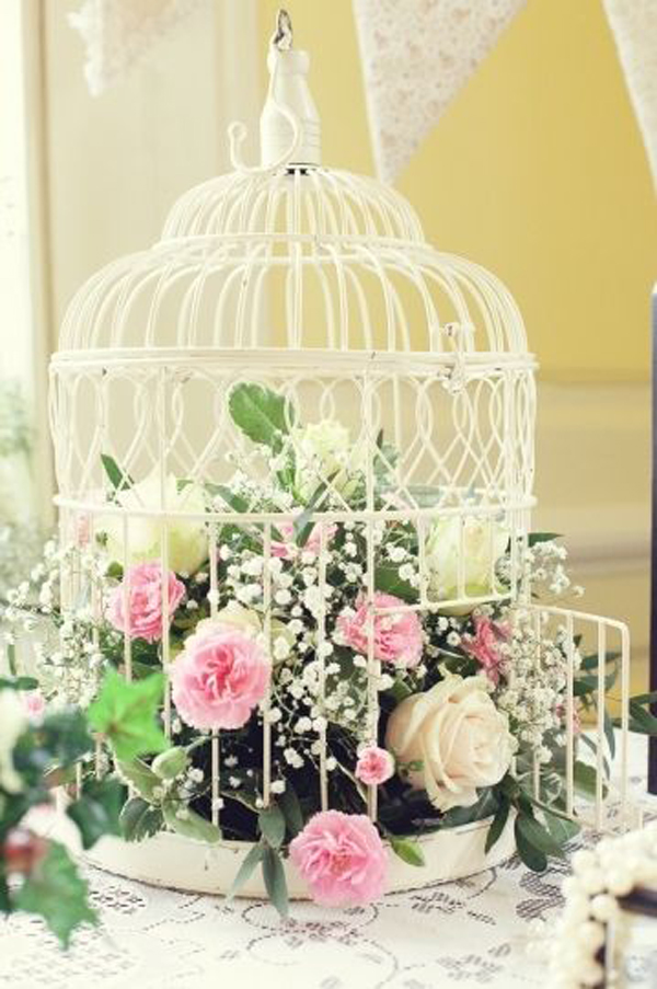 Image Of Antique Bird Cages Picture