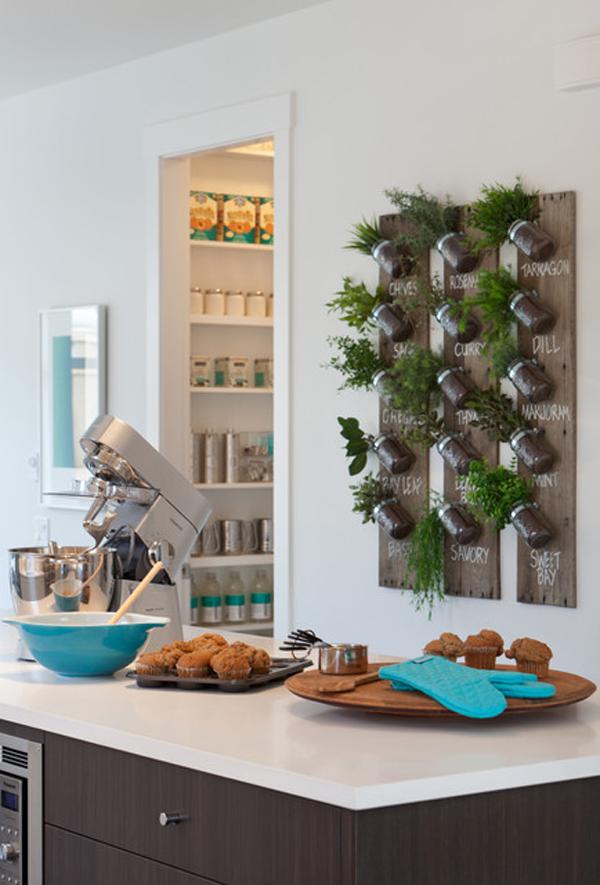 Indoor Kitchen Garden Indoor Kitchen Herb Container Garden And