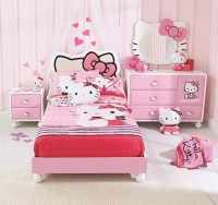 25 Hello Kitty Bedroom Theme Designs | Home Design And ...